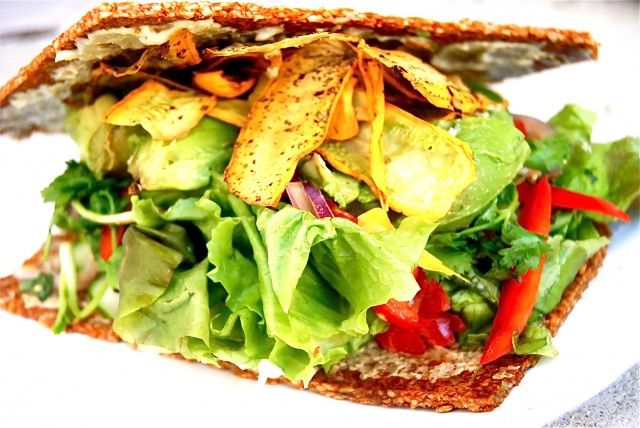 Raw vegan zlt or zucchini lettuce tomato sandwich india camiel raw vegan zlt or zucchini lettuce tomato sandwich india camiel of forumfinder Images