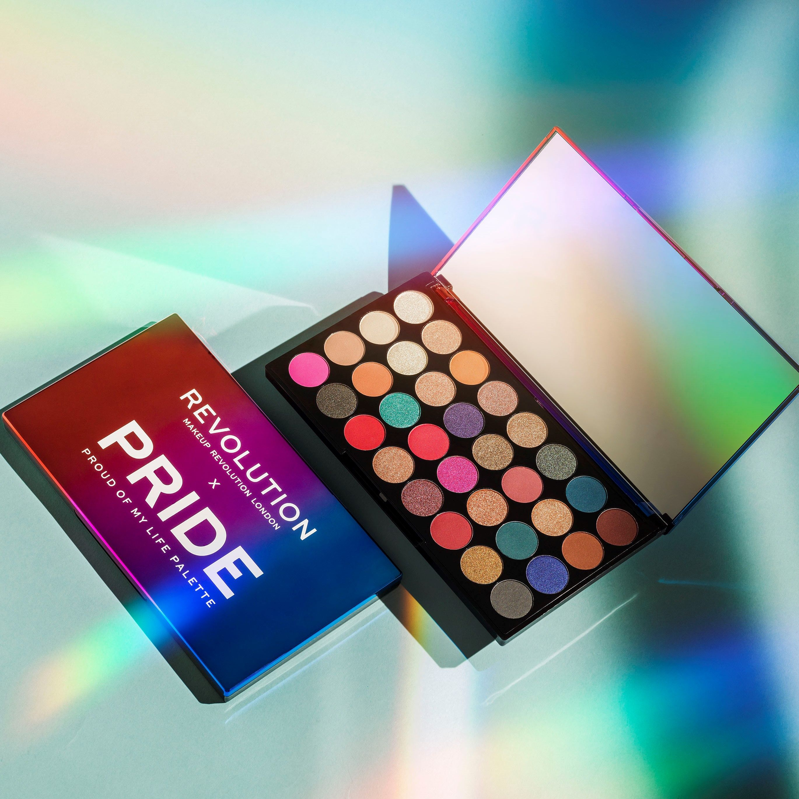 Revolution x Pride Proud of my Life Eyeshadow Palette