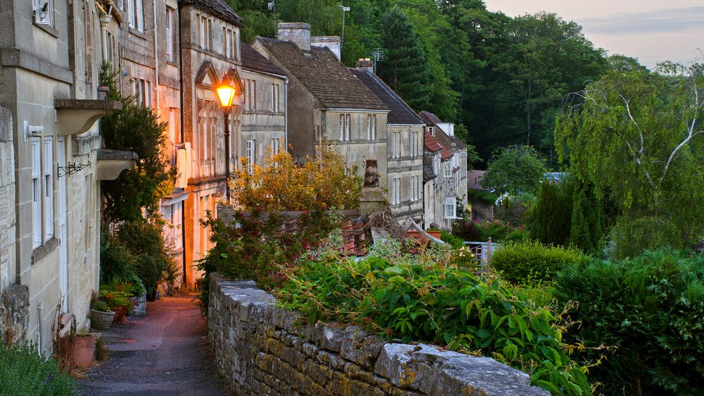Bradford-on-Avon - UK