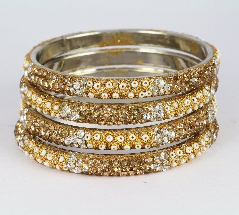 Pc lct brown indian fashion bangle bracelet women new indian
