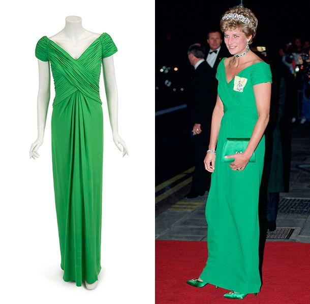 Princess Diana dresses on sale