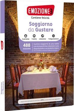 Prezzi e Sconti: #Emozione3: soggiorno da gustare ad Euro 69.90 in ...