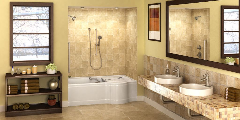 "Universal Bathroom Design You May Have Heard The Phrase ""Universal Design"" Being Thrown"