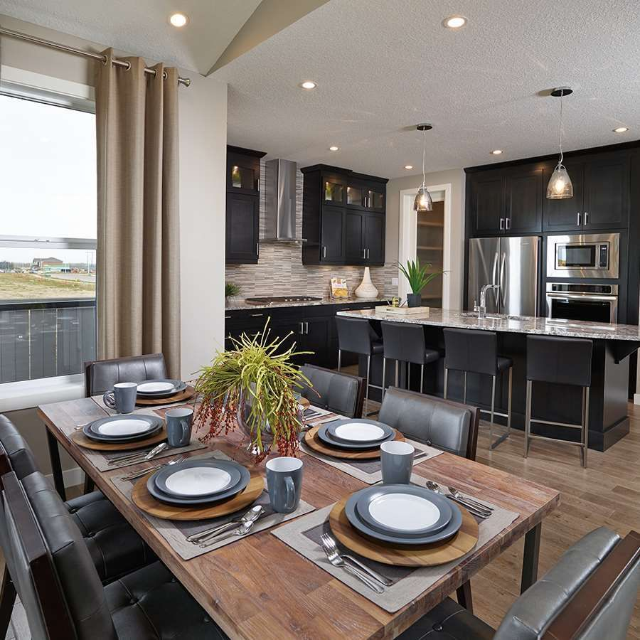 Mattamy Homes Inspiration Gallery: Dining Area