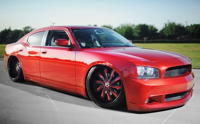 2006 Dodge Charger RT  Rides Magazine  Dodge Charger Love