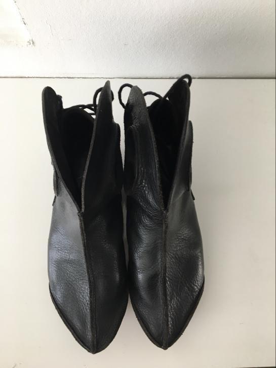≥ Zwarte trippen schoenen, maat 38 Schoenen Marktplaats