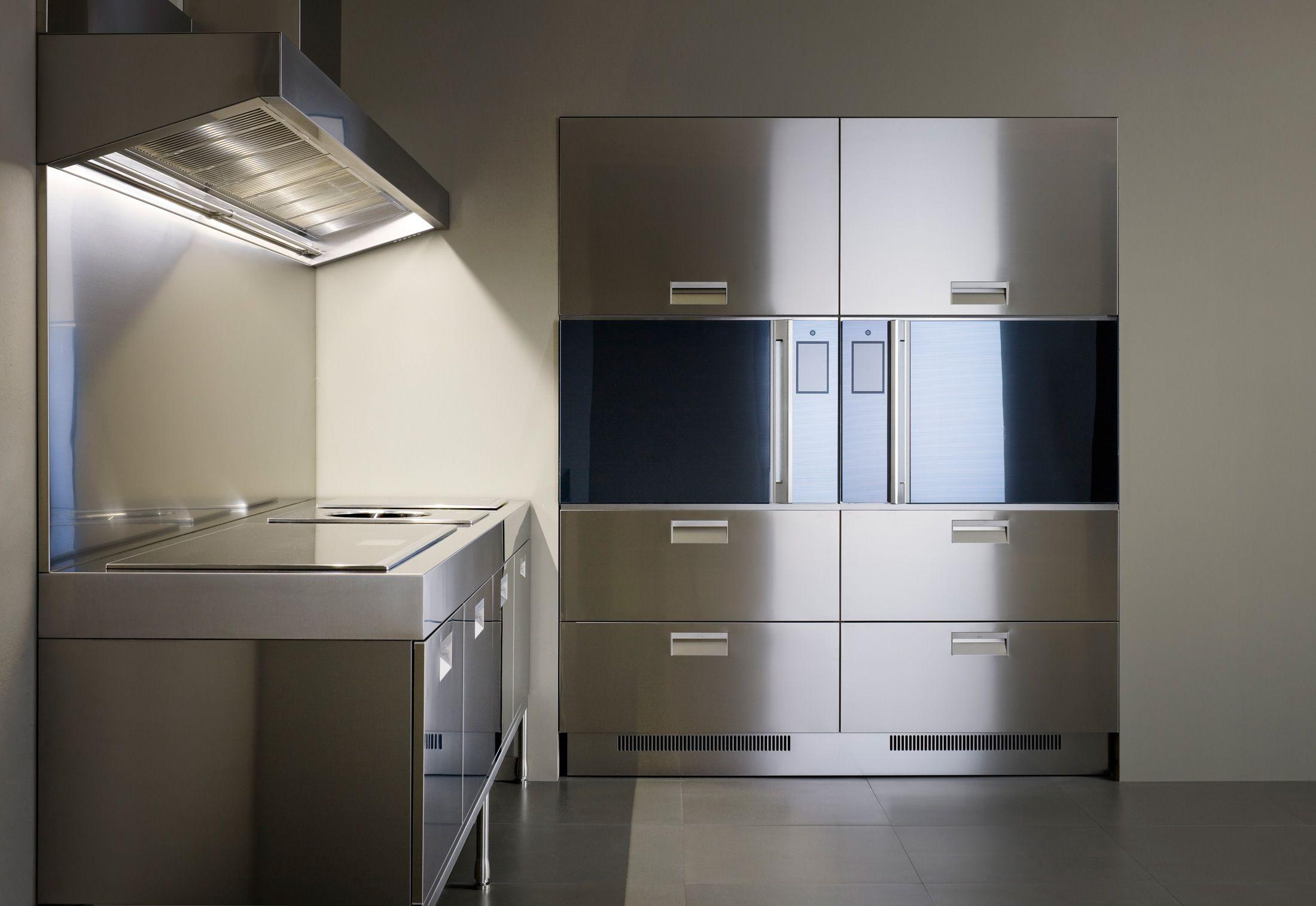 Colección de mobiliario de cocina Artusi Gran Cuisine diseño de ...