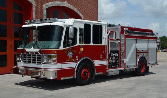Ferrara 1 250 750 Pumper Fire Trucks Fire Equipment Fire Apparatus