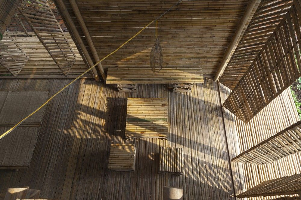 Gallery Of Bb Home H P Architects 5 Bamboo House Design
