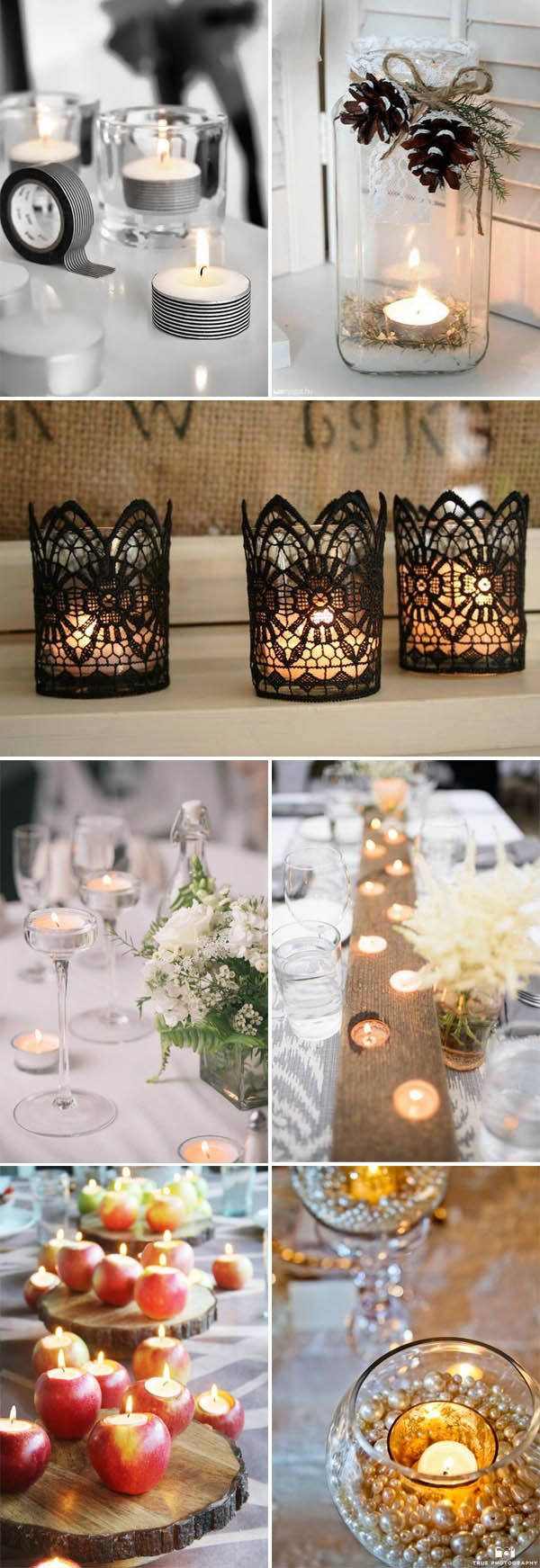 cheap decorative candle wedding favors and diy candle lights ideas wedding reception diy. Black Bedroom Furniture Sets. Home Design Ideas