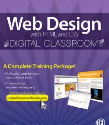 Web Design With Html And Css Digital Classroom Pdf Web Design Web Design Basics Web Design Books