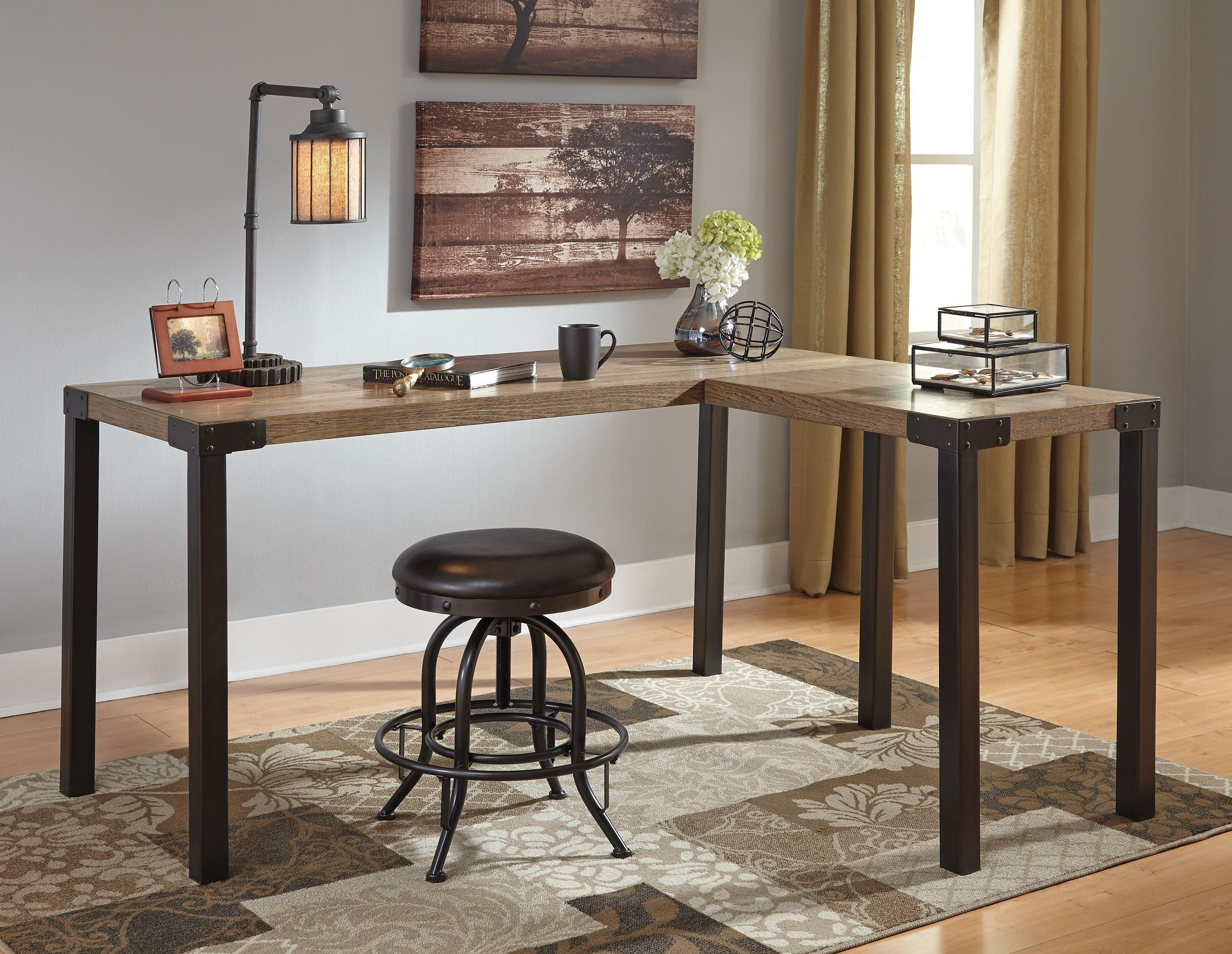 style furniture industrial this costco reception insight out world chair office of desk top
