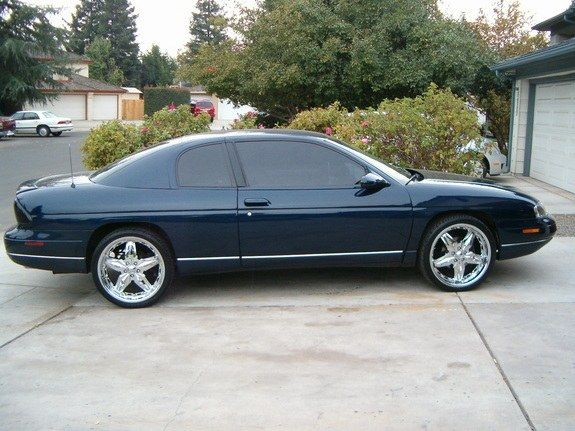 1999 Chevy Monte Carlo Rims Another Jrcarlover 1999 Chevrolet