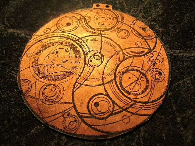 Doctor Who Gallifrey Symbol 2 Time Lords Geeks And Tardis