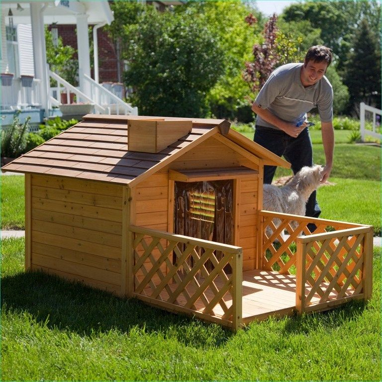 Awesome Dog House for Garden – Beauty Room Decor