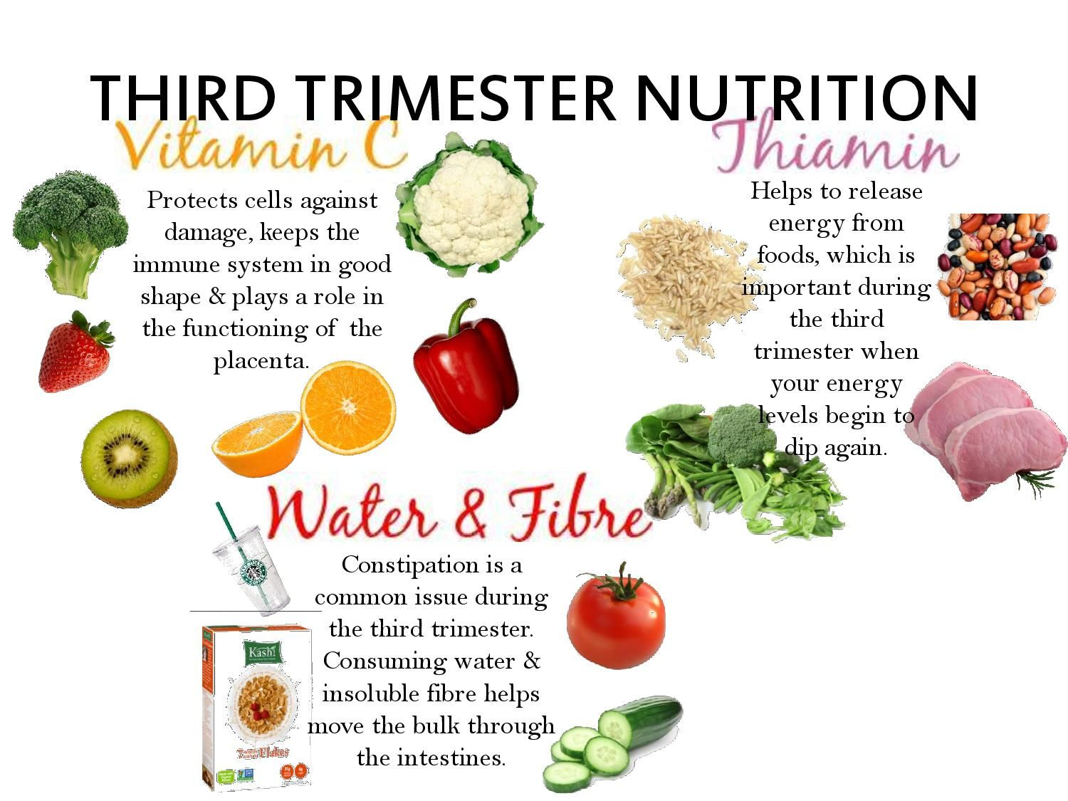 Healthy Foods To Eat In The First Trimester Of Pregnancy