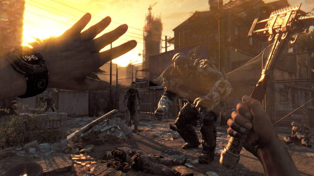 Dying Light | Xbox one games, Good horror games, Survival games