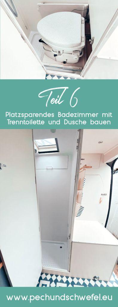 Photo of Camper Umbau Teil 6: Bad mit Trenntoilette – Pech & Schwefel