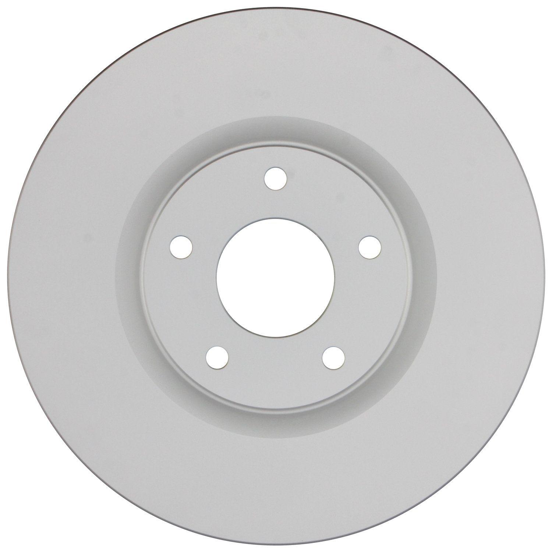 Bosch 40011478 Quietcast Premium Disc Brake Rotor For Nissan 2016 Maxima 2009 2014 Murano Front Click Image For Mo Brake Rotors Automotive Repair Nissan