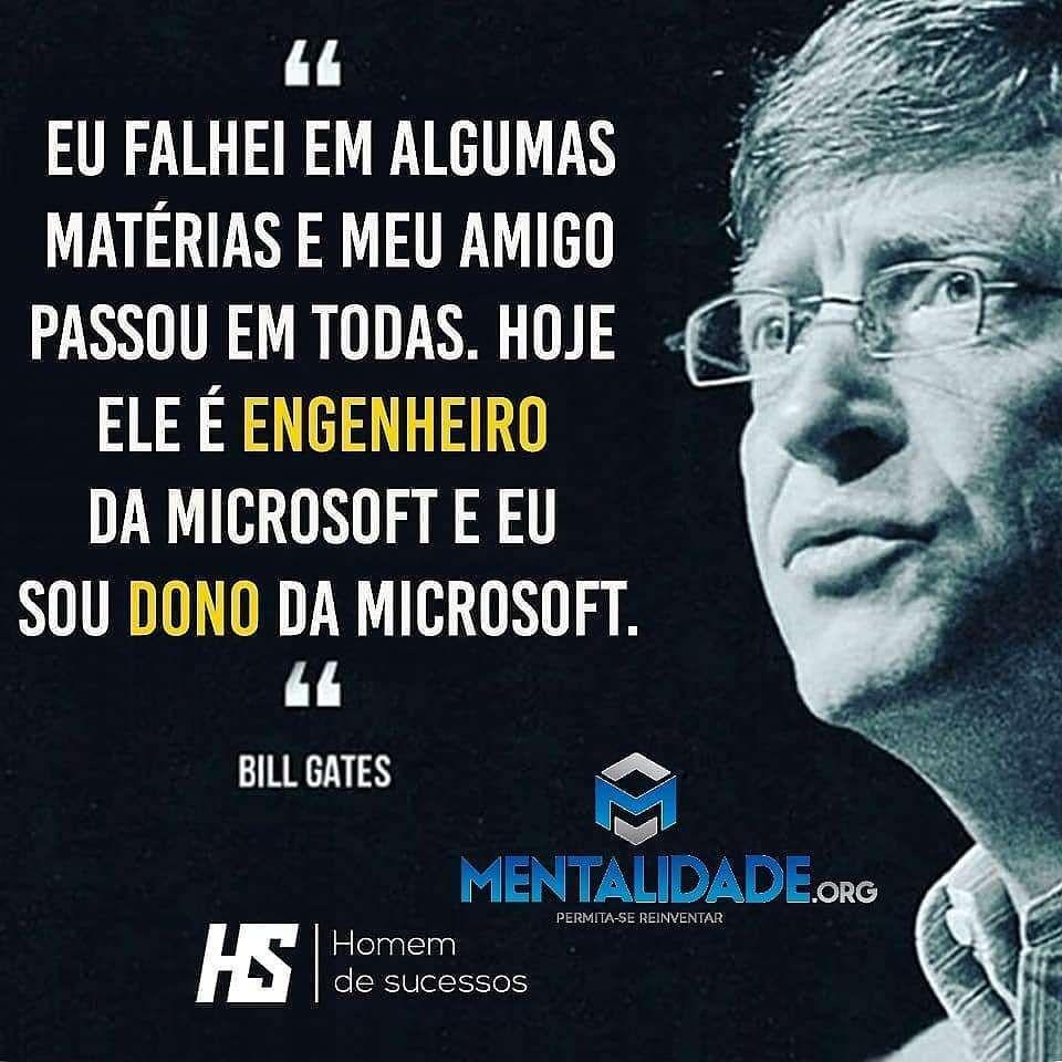 Frases De Bill Gates Bill Gates E Frases