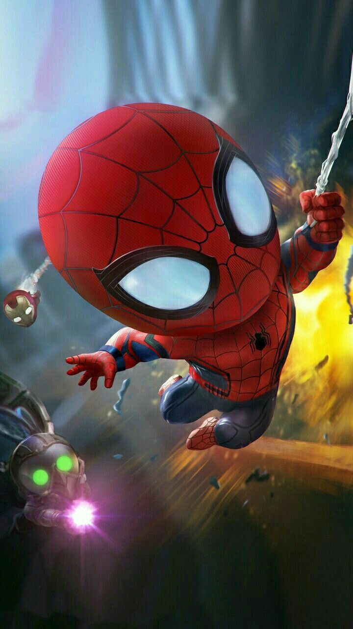 Spider Man Homecoming Fondo De Pantalla Animado Hombre Arana