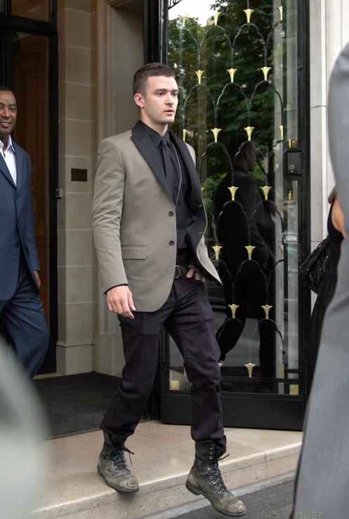 3121d64b23b30c Classic-Cool Look Justin Timberlake