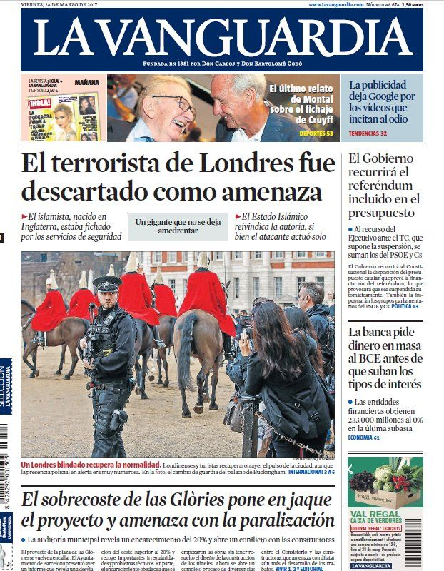 (18) Londres - Busca do Twitter