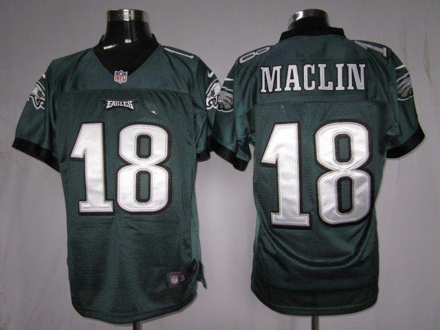 jeremy maclin elite jersey nike nike nfl elite 18 philadelphia eagles jersey in green