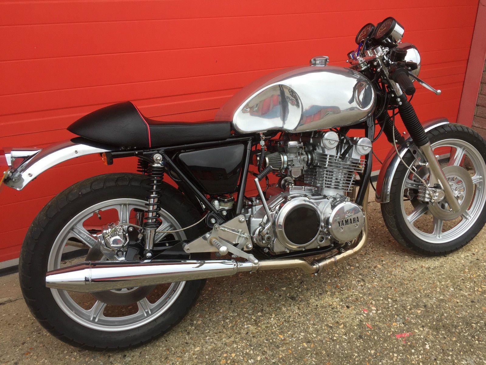 1978 Yamaha Xs750 Cafe Racer Triton Style Sorry Now Sold Deposit Taken Ebay Cafe Racer Yamaha Racer [ 1200 x 1600 Pixel ]