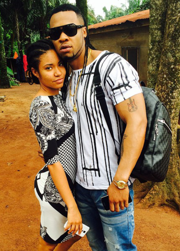 Popular highlife musician, Flavour N'abania, has probably