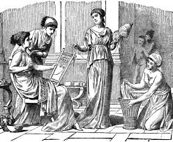 Ancient greece womens rights