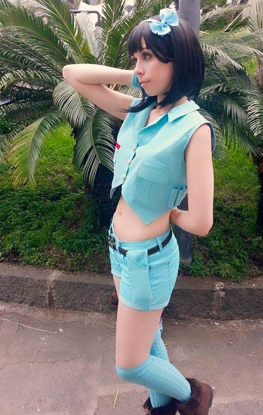 Jun Kazama - Tekken Reloading Outfit by Changinformatica on DeviantArt