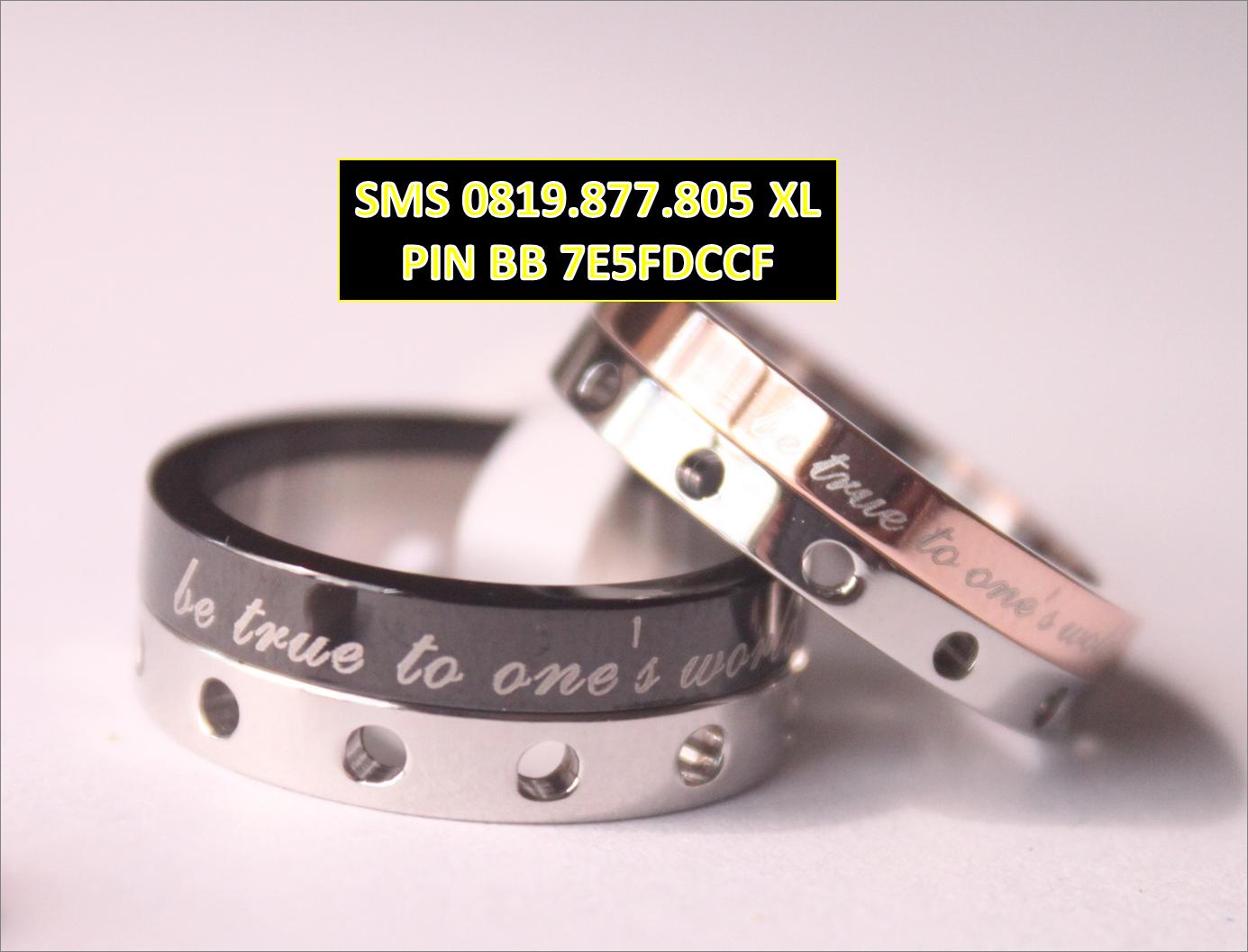 Cincin Couple Toko Emas Online Toko Emas Perak 925 Cin Cin