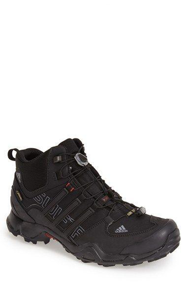 Adidas Terrex Swift R Mid Gtx Gore Tex Hiking Boot Men Nordstrom Best Hiking Boots Boots Men Gore Tex Hiking Boots