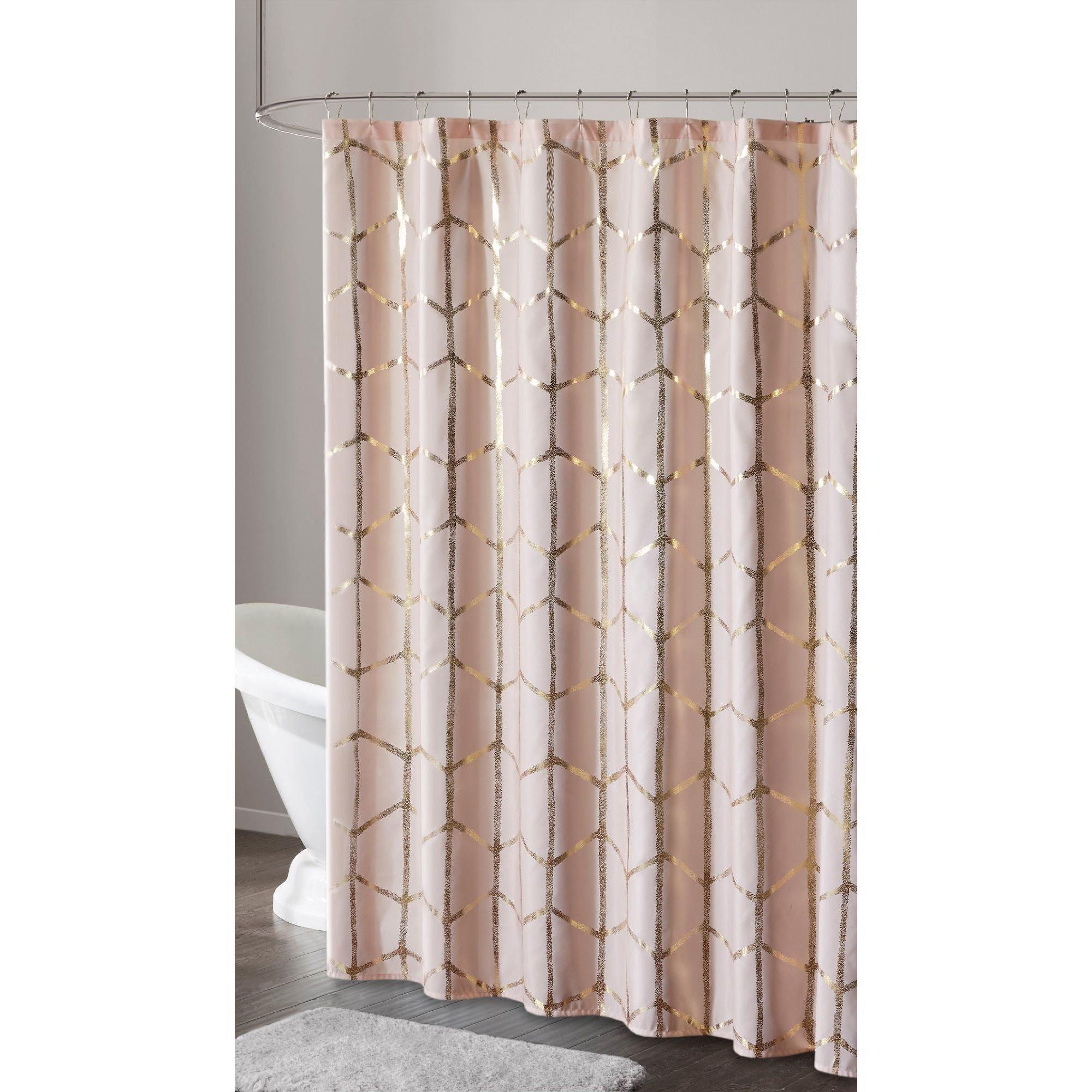 Intelligent Design Raina Shower Curtain Curtains Intelligent Design
