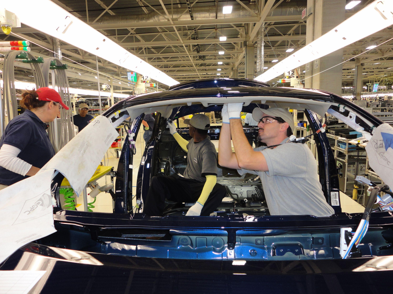 2012 Toyota Corolla Production