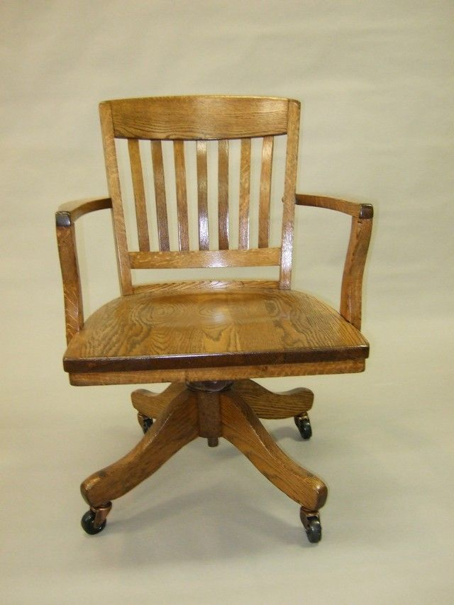 Good Gallery For U003e Old Wooden Office Chairs
