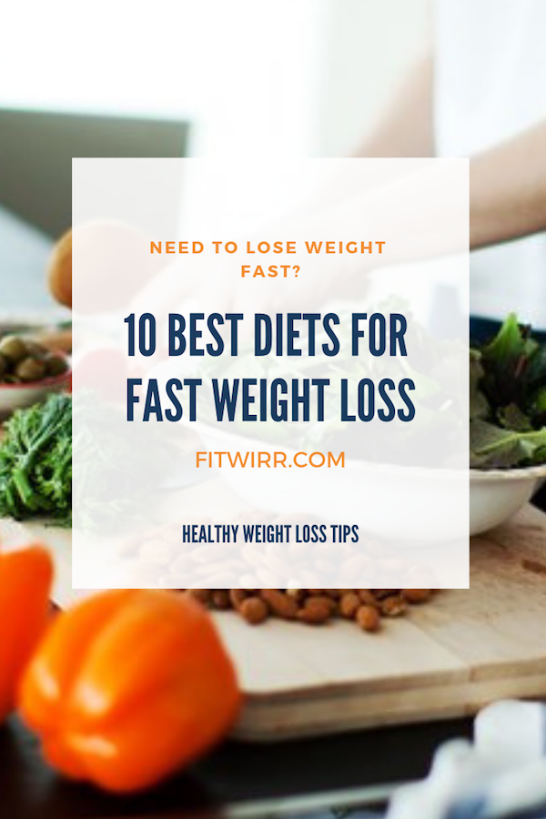 Proven diets for fast weight loss diet