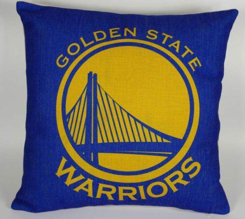 NBA BASKETBALL pillow case pillowcase Golden State Warriors