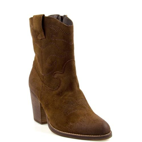 78649c367f6 Poelman 13727 korte laarzen bruin   Shoe heaven   Pinterest