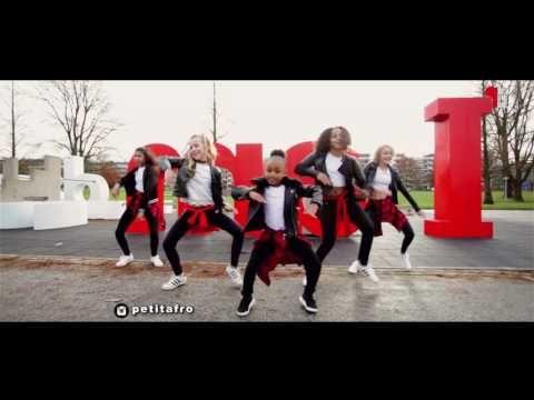 4) 100%AfroDance Official Dance Video Vol 1|| Petit Afro