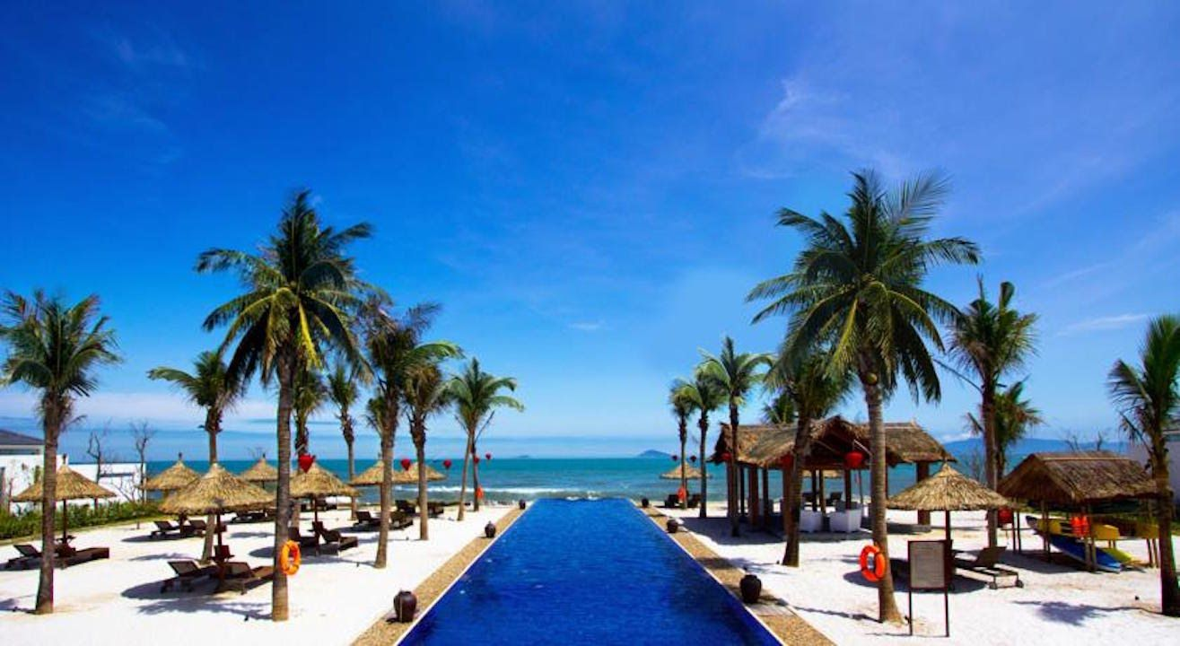 Duc me con so long beach - Top10 Recommended Hotels In Hoi An Vietnam Hoi An Beach Resort Is Ranking No