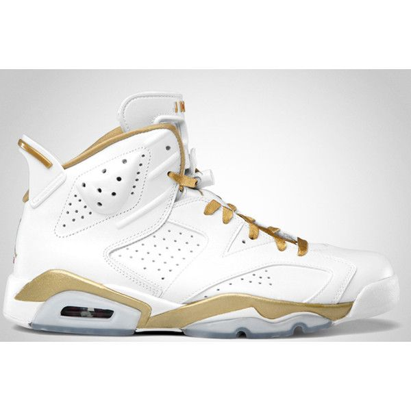 Air Jordan 6 The Definitive Guide to Colorways ❤ liked on Polyvore ... 4c8ef8101