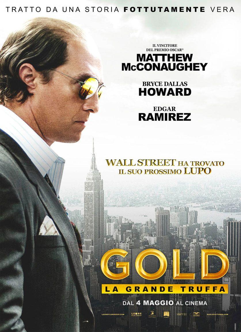 Citazione dal film \'\'Gold - La grande truffa\'\' di Kay | Le frasi ...