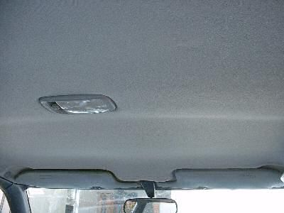 Replacing The Headliner Board In The Toyota Corolla Toyota Corolla Corolla Toyota