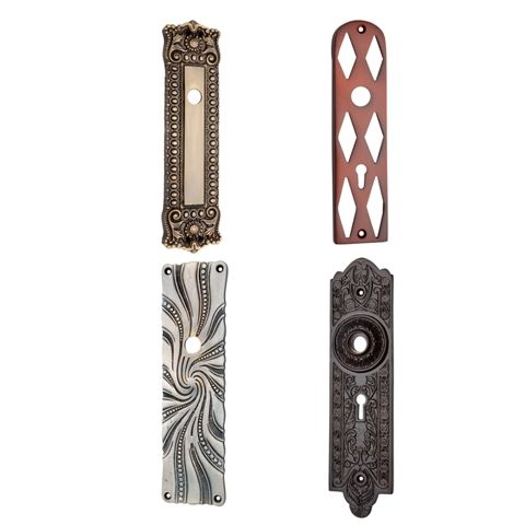 Door accessories can be used to enhance the charm of doors at your home. Knowing this fact, adonaihardware.com launches a huge collection of brass door accessories to choose from. What all you need to do is to visit the site and choose a product according to your budget and needs.