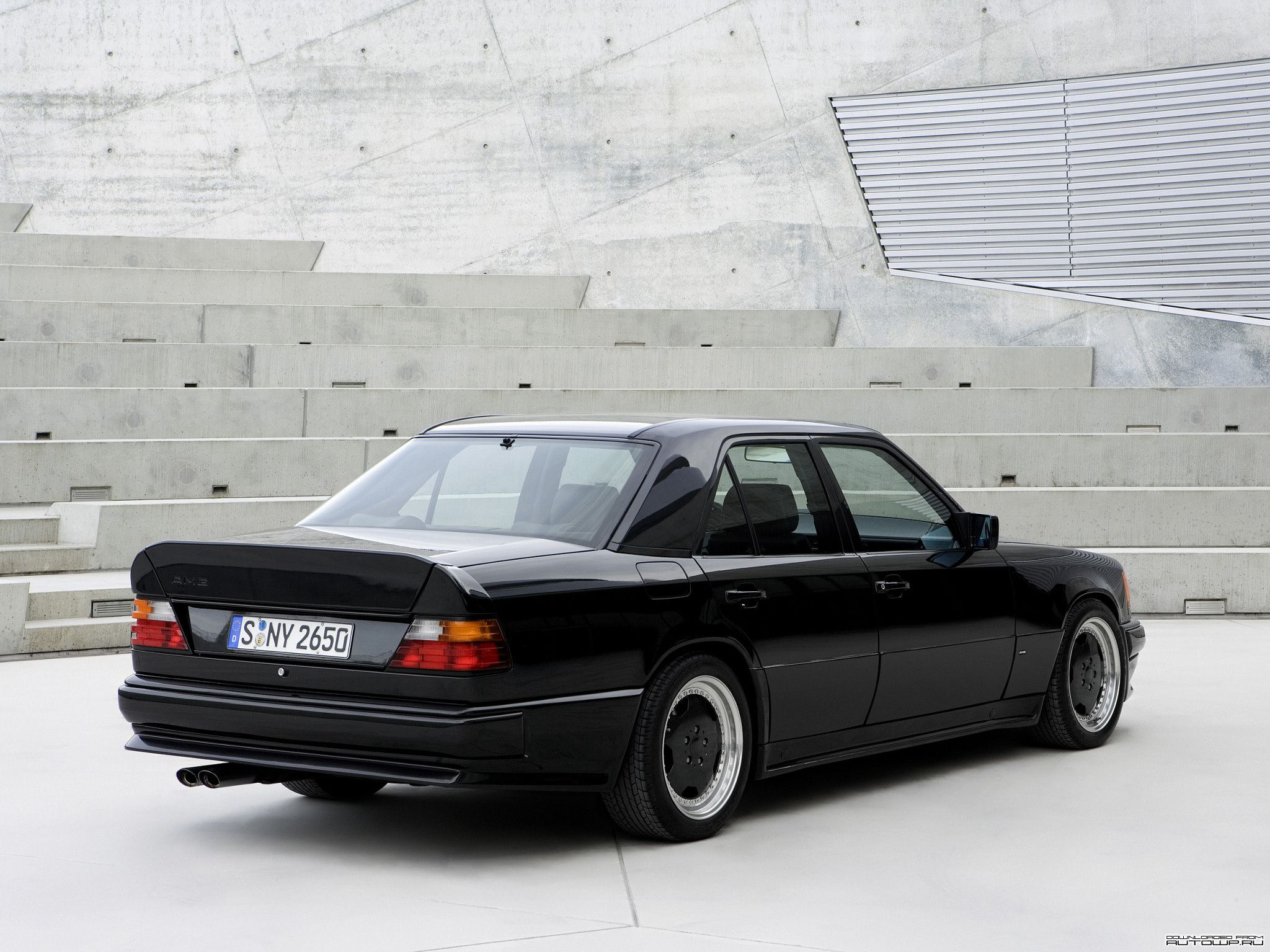 Mercedes Benz Amg 300e 6 0 Hammer With Images Mercedes Benz Amg