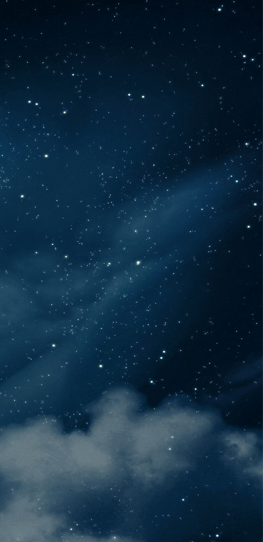 Chriskin Night Sky Wallpaper Anime Scenery Fantasy Landscape