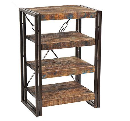 Addison Side Table Small Bookcase