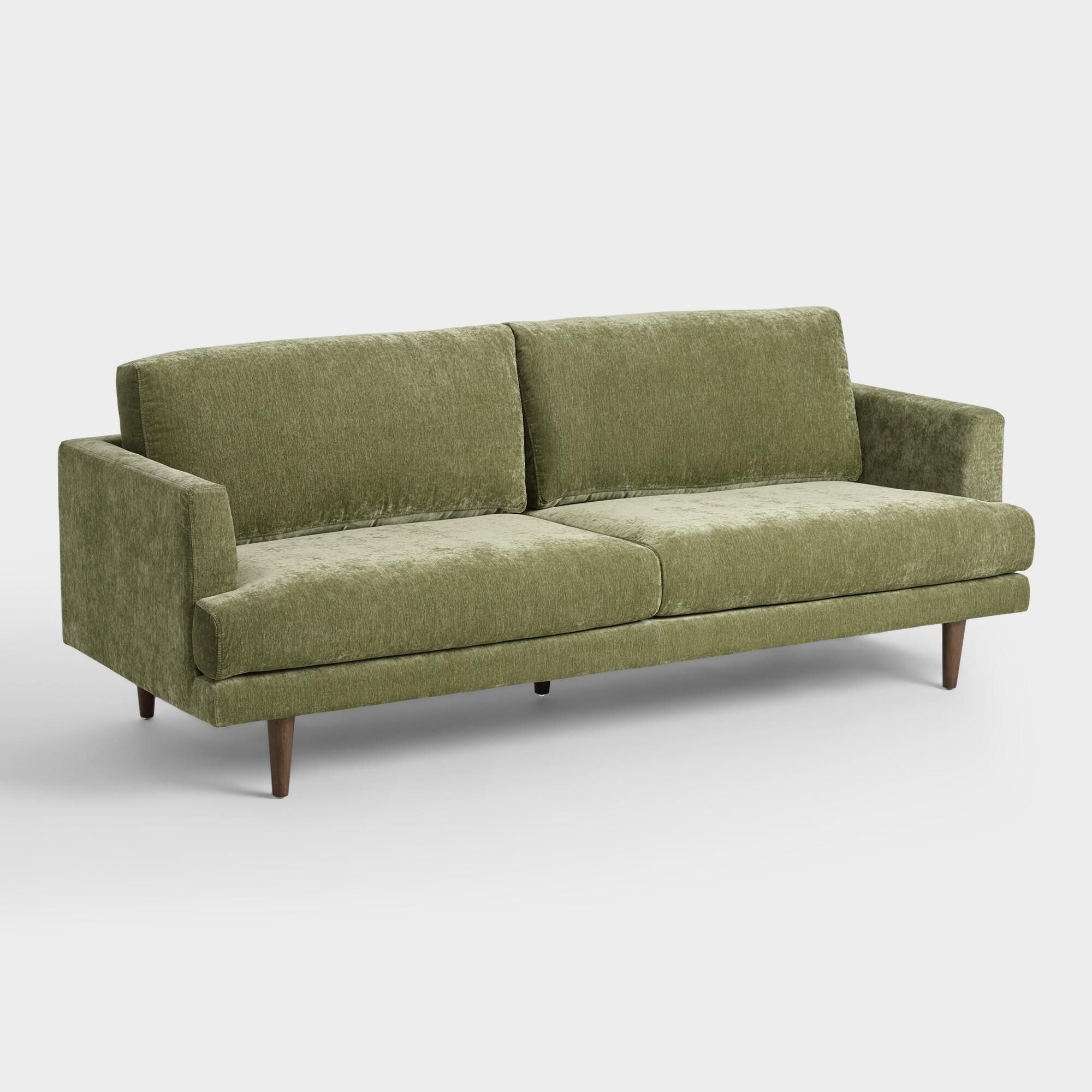 Cool Sage Green Helena Sofa Fabric By World Market In 2019 Cjindustries Chair Design For Home Cjindustriesco
